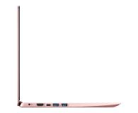 Acer Swift 1 N4000/4GB/120SSD+64/Win10 IPS FHD Różowy - 466495 - zdjęcie 9