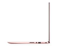Acer Swift 1 N4000/4GB/120SSD+64/Win10 IPS FHD Różowy - 466495 - zdjęcie 8