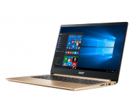 Acer Swift 1 N4000/4GB/64/Win10 IPS FHD Złoty - 441890 - zdjęcie 2