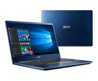 Acer Swift 3 i3-8145U/8GB/256/Win10 FHD IPS Niebieski - 498089 - zdjęcie 1