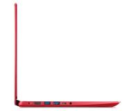 Acer Swift 3 i3-8130U/8GB/256/Win10 IPS FHD Czerwony - 441918 - zdjęcie 9