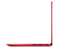 Acer Swift 3 i3-8130U/8GB/256/Win10 IPS FHD Czerwony - 441918 - zdjęcie 8
