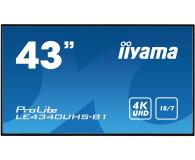 iiyama LE4340UHS LFD 4K - 443916 - zdjęcie 10