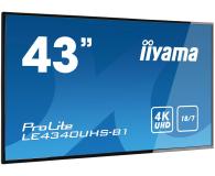 iiyama LE4340UHS LFD 4K - 443916 - zdjęcie 2