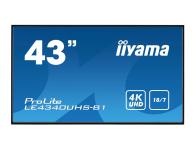 iiyama LE4340UHS LFD 4K - 443916 - zdjęcie 1