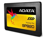 ADATA 128GB 2,5'' SATA SSD Premier Pro SP920 7mm MLC - 179145 - zdjęcie 3