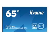 iiyama LH6550UHS LFD 4K - 443979 - zdjęcie 1