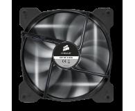Corsair AF140 High Airflow Fan 140mm biały LED  - 444130 - zdjęcie 2
