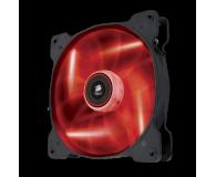 Corsair AF140 High Airflow Fan 140mm czerwony LED - 444178 - zdjęcie 1