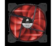 Corsair AF140 High Airflow Fan 140mm czerwony LED - 444178 - zdjęcie 2