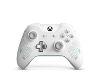 Microsoft Pad XBOX One Sports Wireless White - 444276 - zdjęcie 1