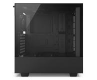 NZXT H500 matowa czarna - 442365 - zdjęcie 5