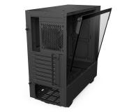 NZXT H500 matowa czarna - 442365 - zdjęcie 6