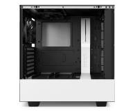 NZXT H500 matowa biała - 442367 - zdjęcie 3
