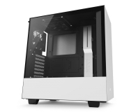 NZXT H500 matowa biała - 442367 - zdjęcie 2