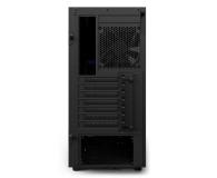 NZXT H500 matowa czarna/niebieska - 442360 - zdjęcie 7