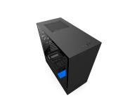 NZXT H500 matowa czarna/niebieska - 442360 - zdjęcie 1