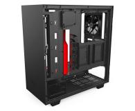 NZXT H500i matowa czarna/czerwona - 442355 - zdjęcie 7