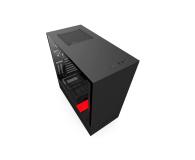 NZXT H500i matowa czarna/czerwona - 442355 - zdjęcie 1