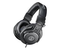 Audio-Technica ATH-M30X Czarny - 413148 - zdjęcie 1