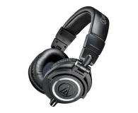 Audio-Technica ATH-M50X Czarny - 413144 - zdjęcie 1