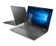 Lenovo YOGA 730-15 i5-8250U/8GB/256/Win10 GTX1050 Szary - 445077 - zdjęcie 1