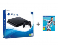 Sony PlayStation 4 Slim 1TB + FIFA 19 - 436879 - zdjęcie 1