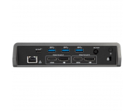 Targus USB-C - USB, USB-C, HDMI, RJ-45, DisplayPort - 442928 - zdjęcie 2