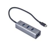 i-tec Adapter USB-C - 4x USB - 446051 - zdjęcie 2