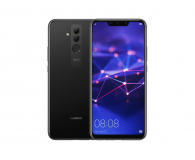 Huawei Mate 20 Lite Dual SIM czarny  - 442469 - zdjęcie 1