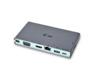 i-tec USB-C - USB, USB-C, RJ-45, VGA, HDMI, 4K, PD - 446034 - zdjęcie 1