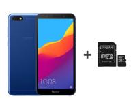 Honor 7S Dual SIM 16 GB niebieski + 16GB  - 446130 - zdjęcie 1