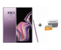 Samsung Galaxy Note 9 N960F Dual SIM 6/128 Purple + 256GB - 446206 - zdjęcie 1
