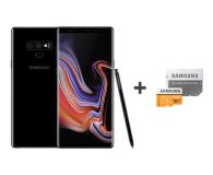 Samsung Galaxy Note 9 N960F 6/128 Midnight Black + 256GB  - 446201 - zdjęcie 1