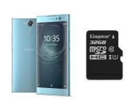 Sony Xperia XA2 H4113 3/32GB Dual SIM niebieski + 32GB - 430780 - zdjęcie 1