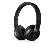 Apple Solo3 Wireless On-Ear błyszczące czarne  - 446930 - zdjęcie 1