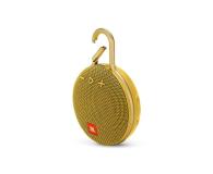 JBL Clip 3 Żółty - 442535 - zdjęcie 4