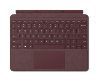 Microsoft Signature Type Cover do Surface Go Burgundowy - 440097 - zdjęcie 1