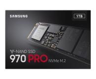 Samsung 1TB M.2 PCIe NVMe  970 PRO - 442513 - zdjęcie 5
