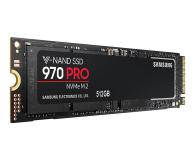 Samsung 512GB M.2 PCIe NVMe 970 PRO - 442512 - zdjęcie 4