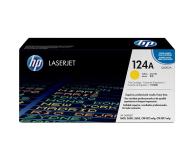 HP 124A Q6002A yellow 2000str. - 8894 - zdjęcie 1