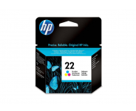 HP 22 C9352AE color 5ml - 9784 - zdjęcie 1