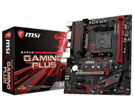 Płyta główna Socket AM4 MSI B450M GAMING PLUS