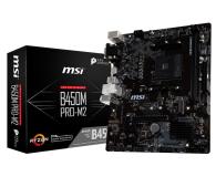 MSI B450M PRO-M2 - 443367 - zdjęcie 1