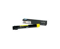 Lexmark C950X2YG yellow 22 000 str. - 443077 - zdjęcie 1