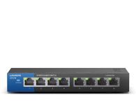 Linksys 8p LGS108-EU (8x10/100/1000Mbit) - 296327 - zdjęcie 1