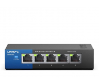 Linksys 5p LGS105-EU (5x10/100/1000Mbit) - 296323 - zdjęcie 1