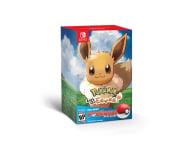 Nintendo Pokémon Let's Go Eevee! + Poké Ball Plus - 447385 - zdjęcie 1
