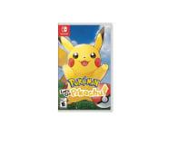 Switch Pokémon Let's Go Pikachu! - 447383 - zdjęcie 1