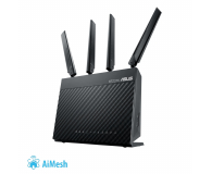 ASUS 4G-AC68U (1900Mbps a/b/g/n/ac (LTE) 4xLAN  - 381358 - zdjęcie 1